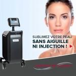 Medical Jet System - anti-rides - peeling - médecine esthétique - Compiègne -60200